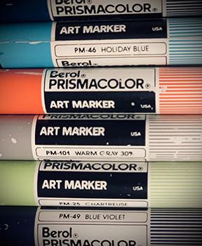 Prismacolors 1990